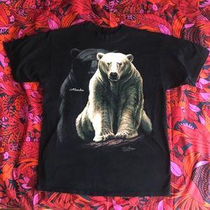 Dope vintage bear T-shirt